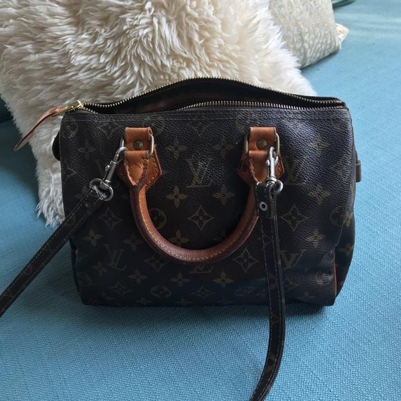 42be3e243866 Louis Vuitton Handbags - Vintage LV SPEEDY 30